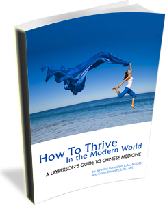 How to Thrive in The Modern World Acupuncture Ebook