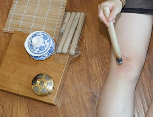 Moxibustion Instructions for breech position